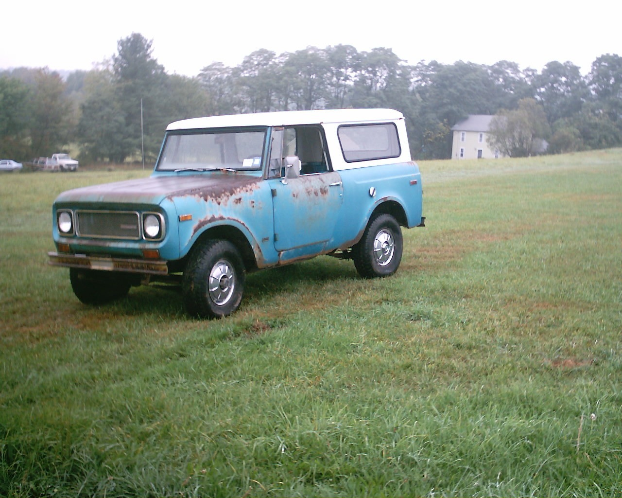 1970 international harvester scout harvester international sr2 - Cars Of A Lifetime 1968 International Scout Ride Swapping And