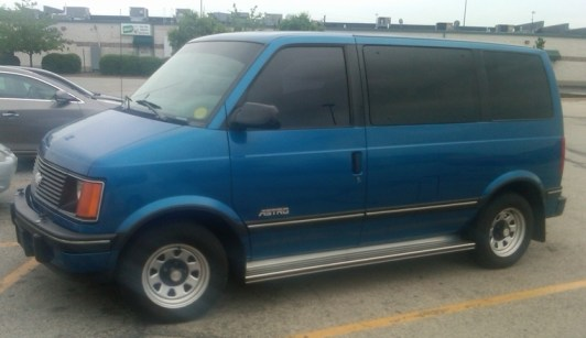 Curbside Classic: 1993 Chevrolet Astro – How Hard Can It Be To Make