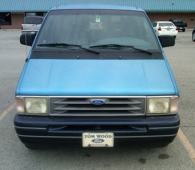 Prime Curbside Classic 1995 Ford Aerostar How Hard Can It Be To Unemploymentrelief Wooden Chair Designs For Living Room Unemploymentrelieforg