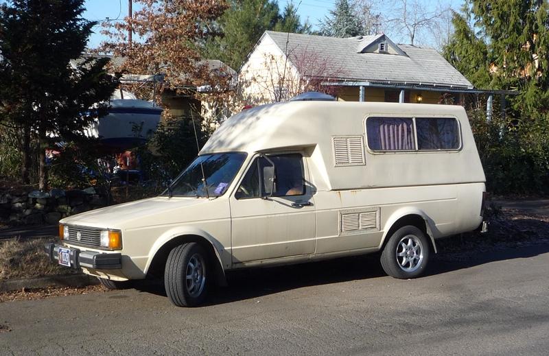 Vw Diesel Truck >> Cc Capsule Vw Diesel Pickup Caddy Camper The Veggie Bago