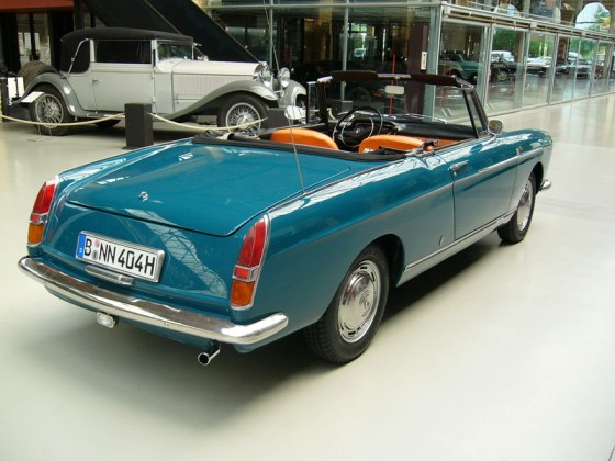 curbside classic 1964 fiat 1500 spider cabriolet the. Black Bedroom Furniture Sets. Home Design Ideas