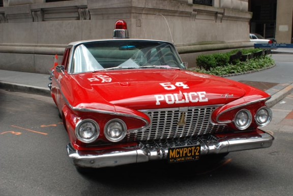 CC Feature: The Streets Of TV Land – Fifty Years of TV Cop Cars