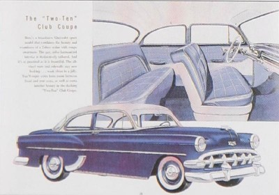 Worksheet. Curbside Classic 1954 Chevrolet 210  See The USA In Your Chevrolet