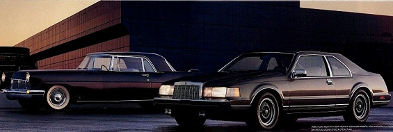 Automotive History Lincoln Contintental Mark Vii The Forgotten Car