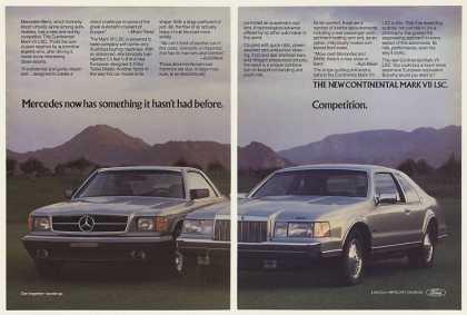 Automotive History Lincoln Contintental Mark Vii The Forgotten Car