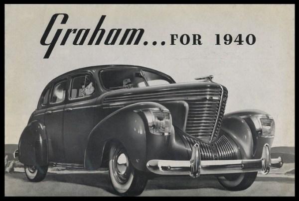 Graham 1940 ad