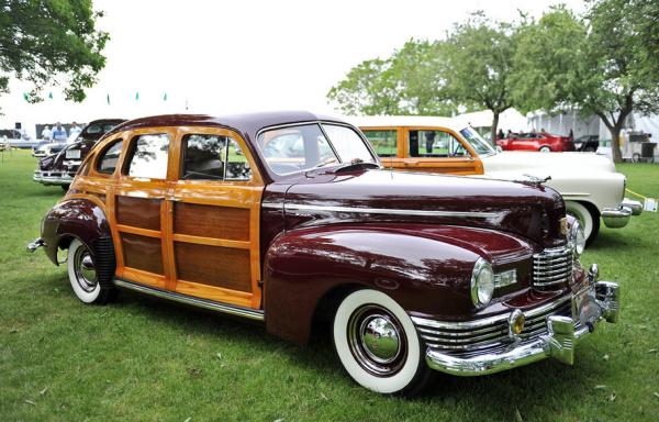 Nash 1946 suburban