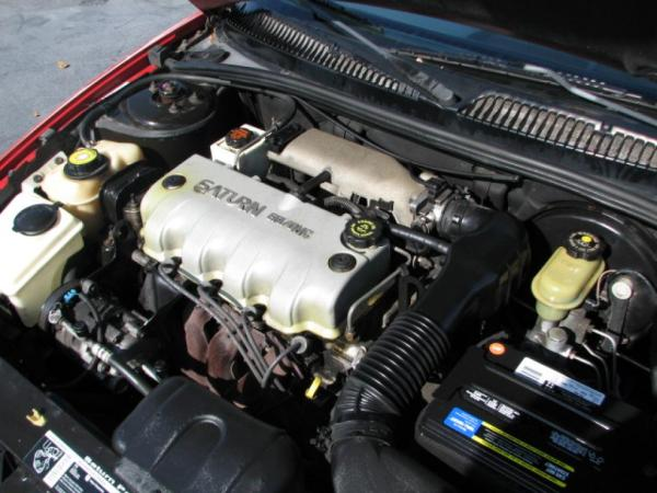 saturn sc 1 #2 engine
