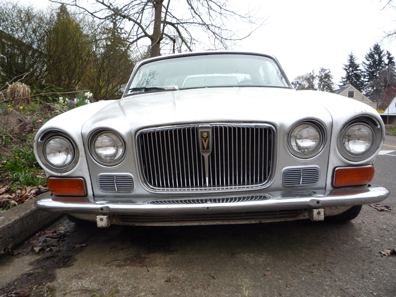 curbside classic 1973 jaguar xj 12 \u2013 double your pleasure, double Jaguar V12 Engine He