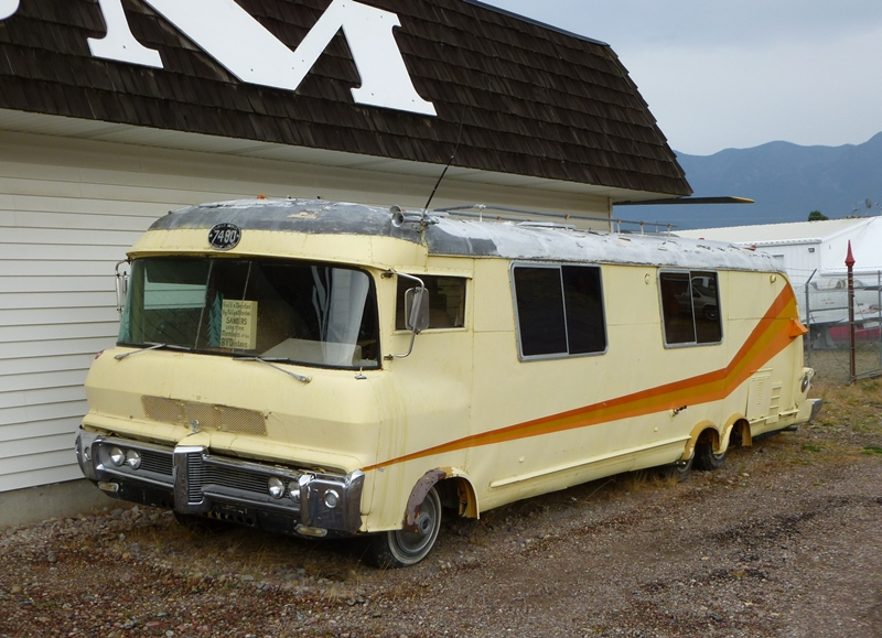 museumside classic the whatchamacallit homebuilt rv