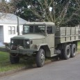 (first posted 11/11/2011) Time to salute our veterans, and what better way than with a military veteran, especially a deuce and a half. Next to the Jeep or Humvee, it […]