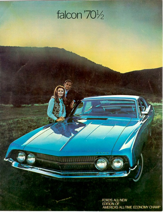 1970½ Ford Falcon: Mission Implausible