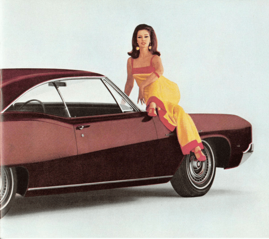 Buick 1967 coupe