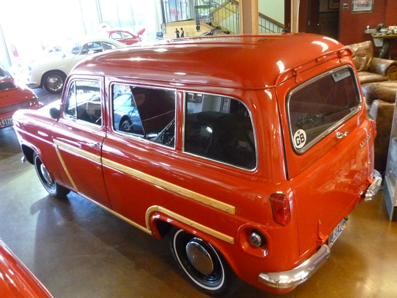 ceb5243b80 CC Capsule  1956 Ford Squire  For A Man With A Load On His Mind