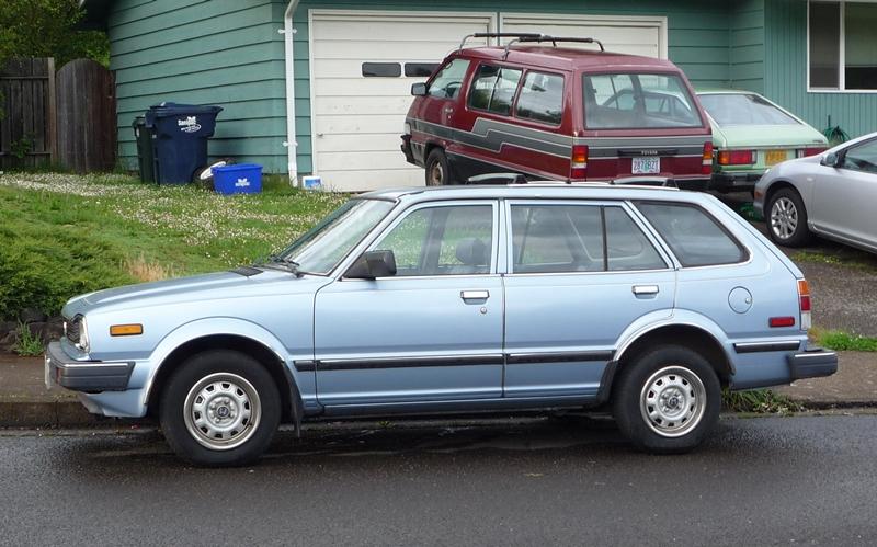 Curbside Classic 1987 Honda Civic 4wd Wagon Shuttle