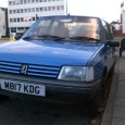 (first posted 12/20/2011) Some cars are born great, some achieve greatness, and some have greatness thrust upon 'em. (Malvolio, Twelfth Night. Sort of.) The unassuming Peugeot 205 was not born […]