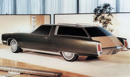 How Much Does It Cost To Register A Car >> cadillac eldorado concept