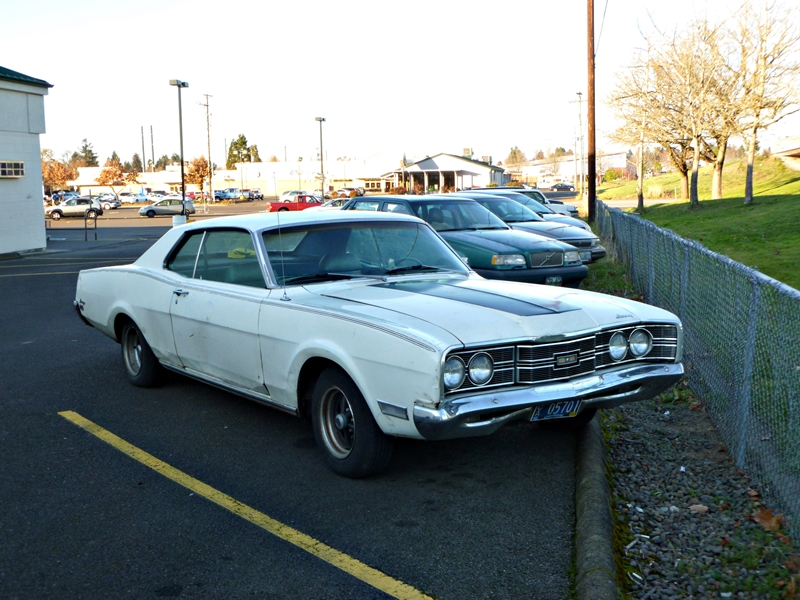 Curbside Classic: 1969 Mercury Montego – Another Mercury Moment