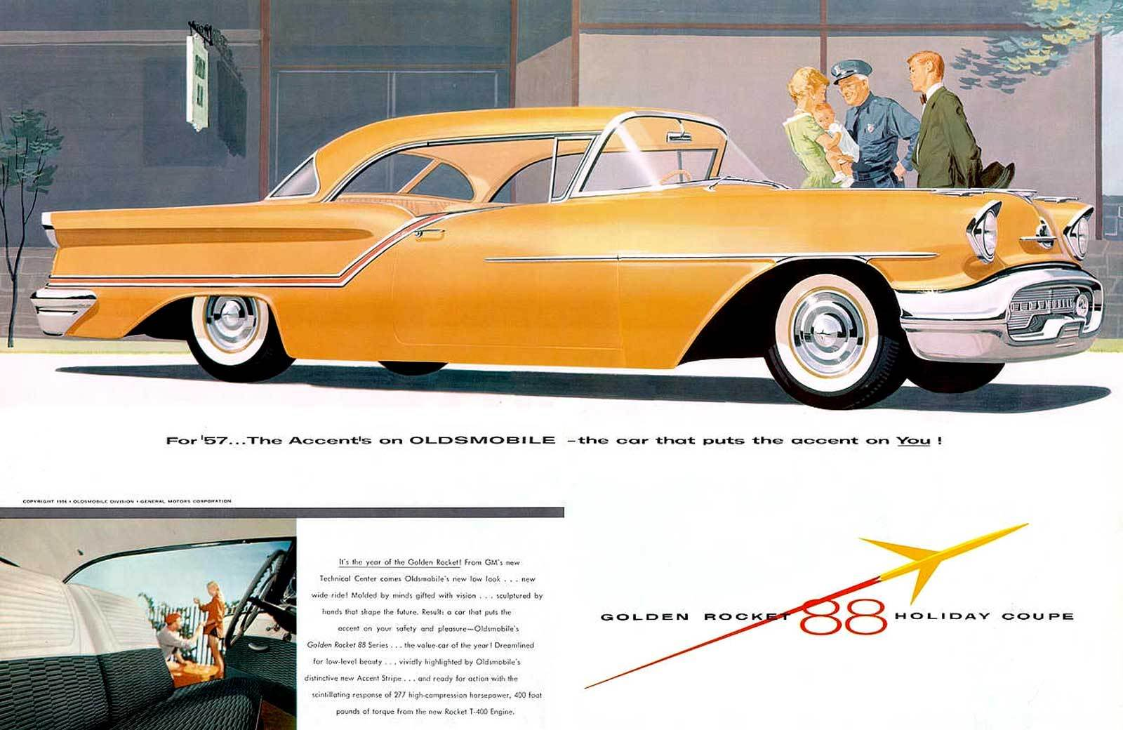 Curbside Classic: 1958 Oldsmobile Dynamic Eighty Eight – In Defense