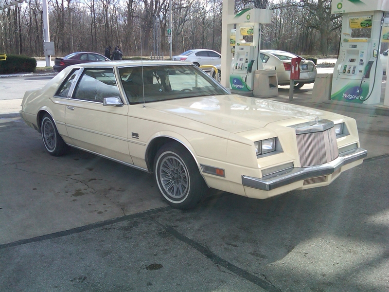 Curbside classic 1981 imperial by chrysler it s time for Cross country motor club phone number
