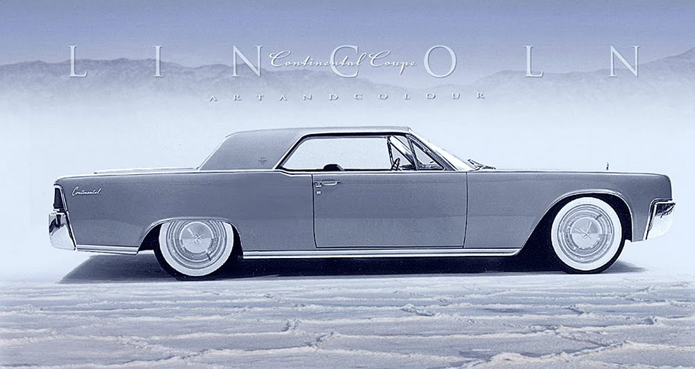 what if 1961 and 1964 lincoln continental coupes. Black Bedroom Furniture Sets. Home Design Ideas