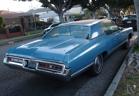 Curbside Classic: 1972 Chevrolet Caprice – Cadillac Carbon Copy?