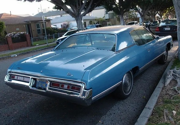 Curbside Classic: 1972 Chevrolet Caprice – Cadillac Carbon