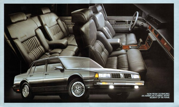1987 Touring Sedan