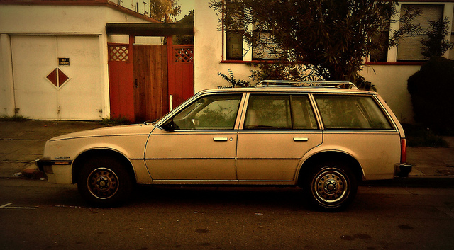 Curbside Classic: 1983 Chevrolet Cavalier Wagon- 20/20 Hindsight 30 Years Down The Road
