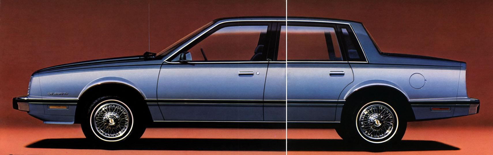 1988 chevy celebrity engine