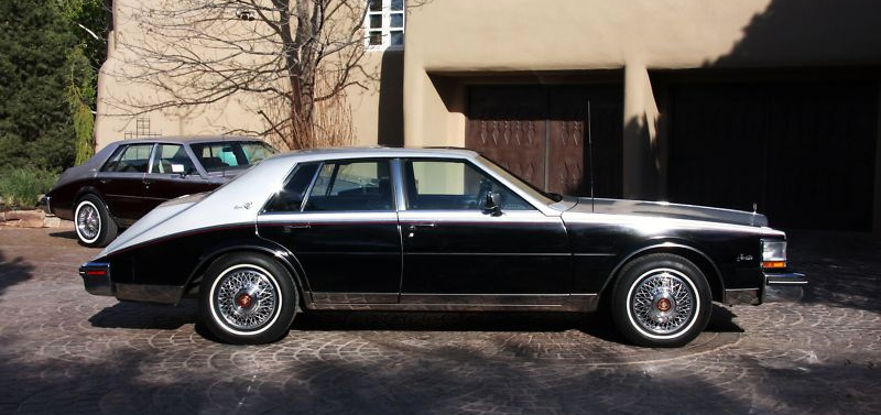 Curbside Classic 1980 85 Cadillac Seville Context Is