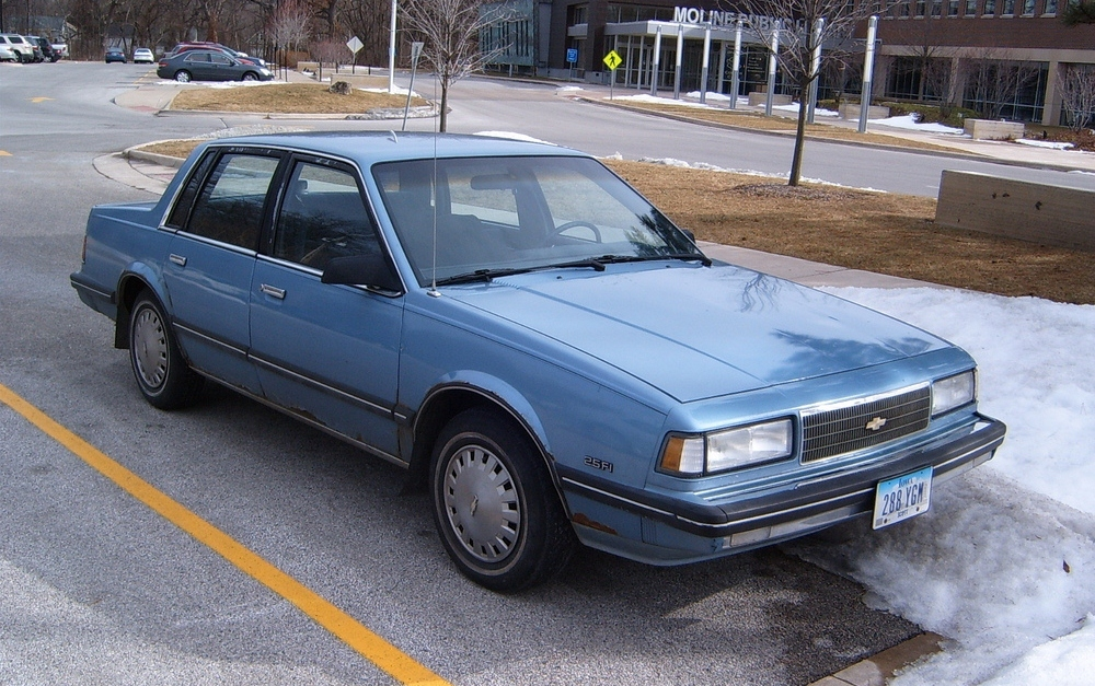 Stevo182 1988 Chevrolet Celebrity Specs, Photos ...