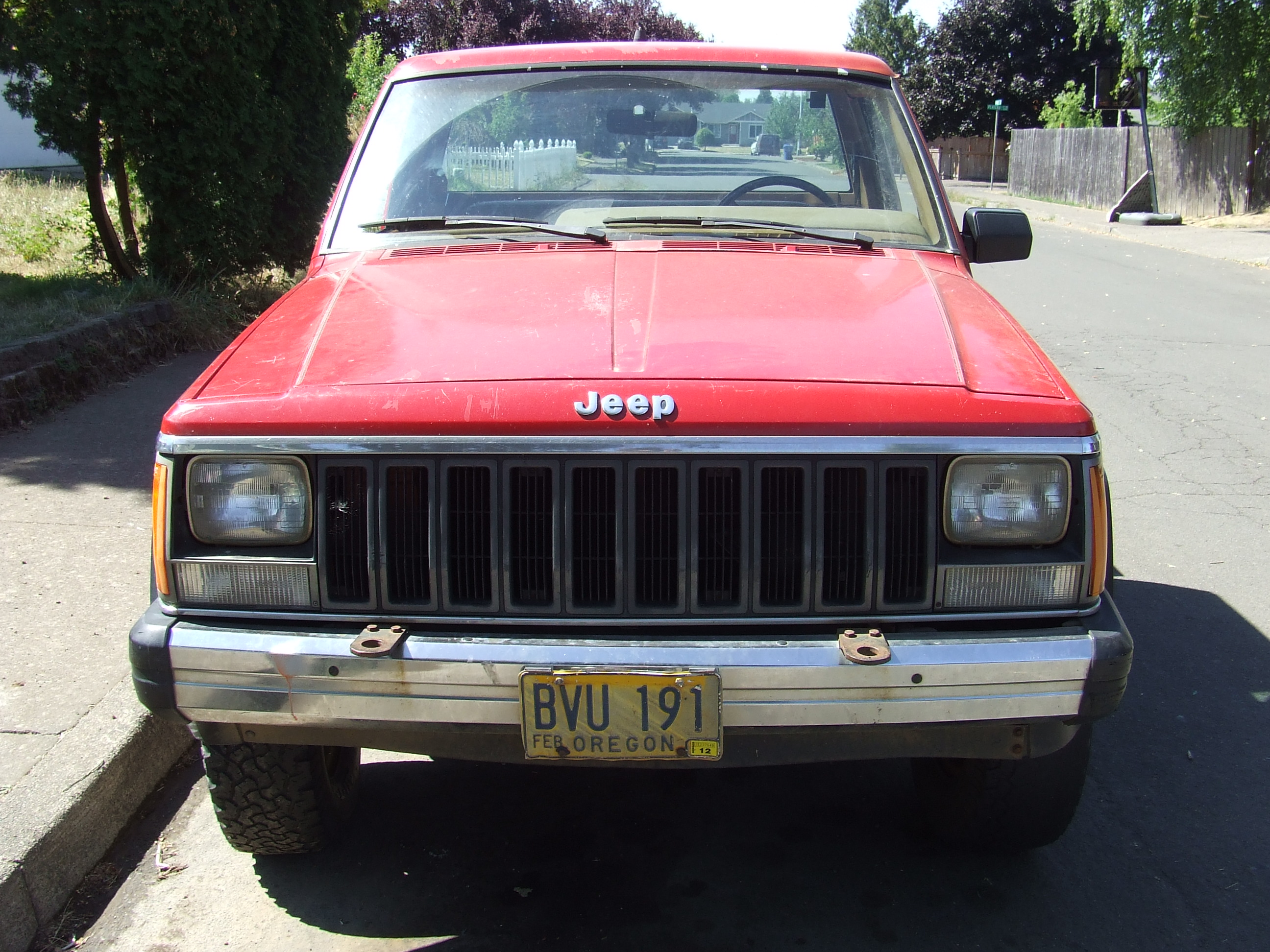 and jeep rust for the regret sale alcoholism taming showthread comanche something