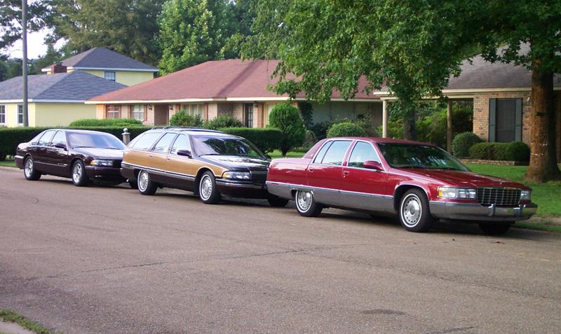 My Curbside Classics 1996 Impala Ss 1996 Buick