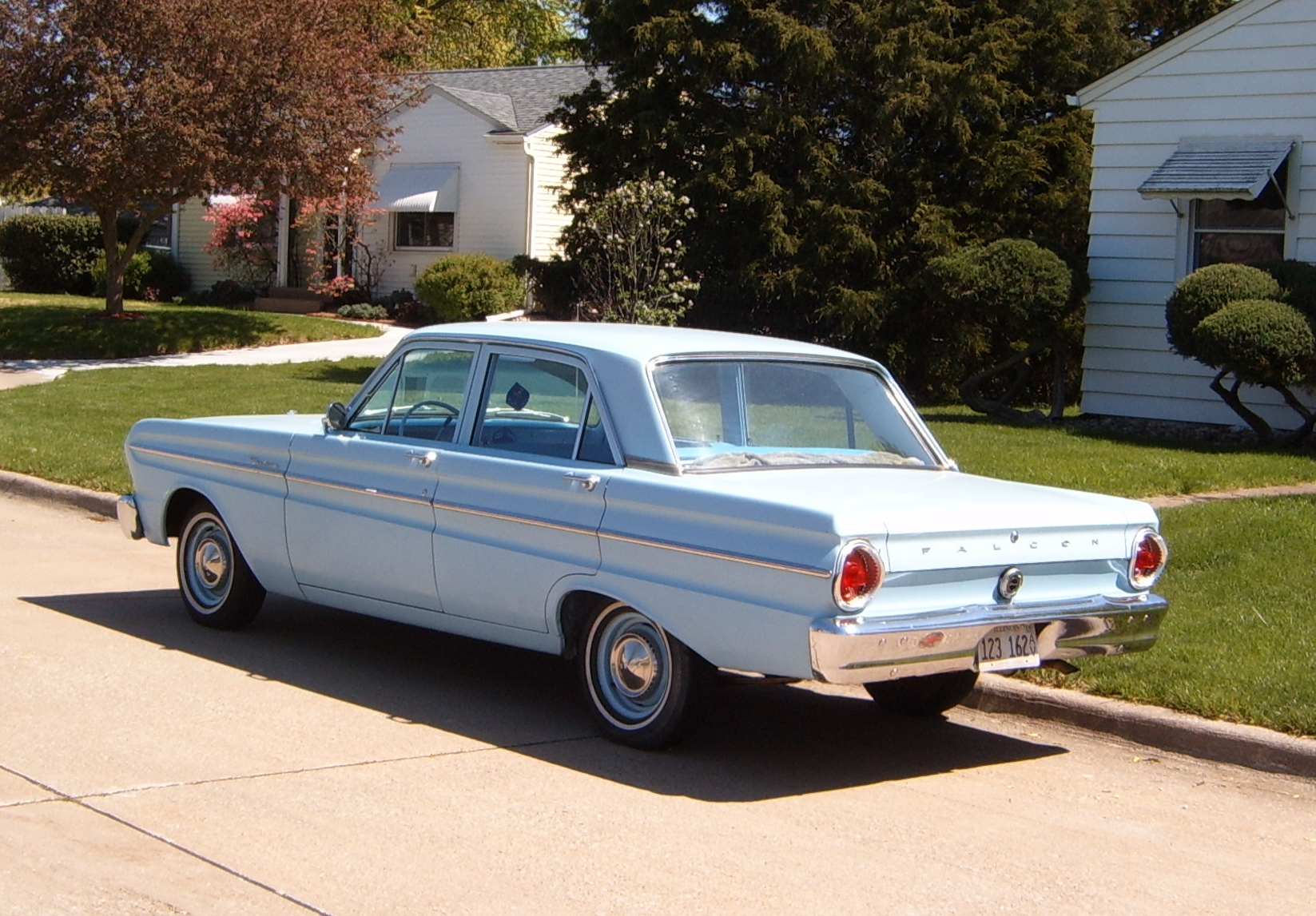 1964 ford falcon 4 door find used 1964 ford falcon 4 door 170 special - Standard Engine For The Falcon Was A 144 Cid Straight Six With 85 Hp 4200 Rpm And A Single Barrel Holley Carburetor Though You Could Get The 170 Six Or