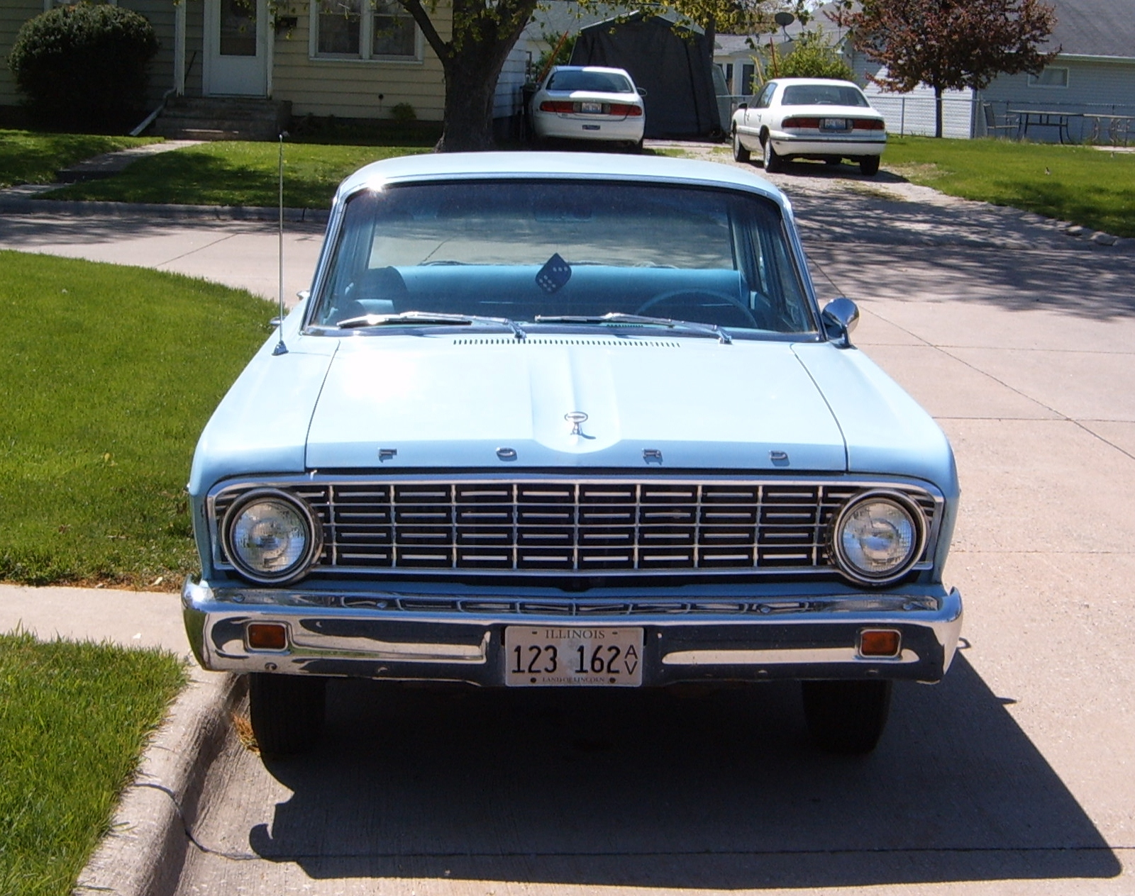 1964 ford falcon 4 door find used 1964 ford falcon 4 door 170 special - Despite The Updated Styling It Was Still Largely The Same Old Falcon Underneath The Futura A Single Model In 1962 Was Now A Full Lineup And Boasted