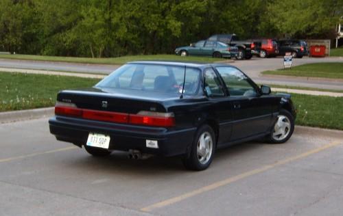 Curbside Clic: 1991 Honda Prelude Si – Improving The Original