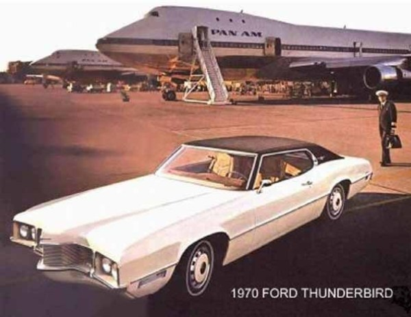 curbside classic 1970 ford thunderbird sportsback what. Black Bedroom Furniture Sets. Home Design Ideas