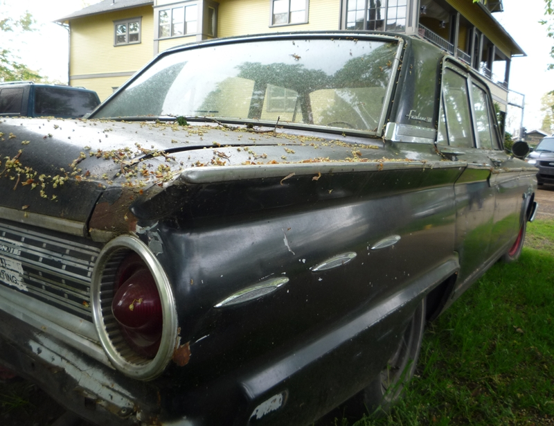 Curbside Classic/Auto-Biography: 1962 Ford Fairlane – Sometimes It ...