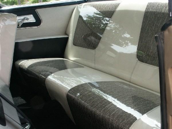 Seat cover plastic c