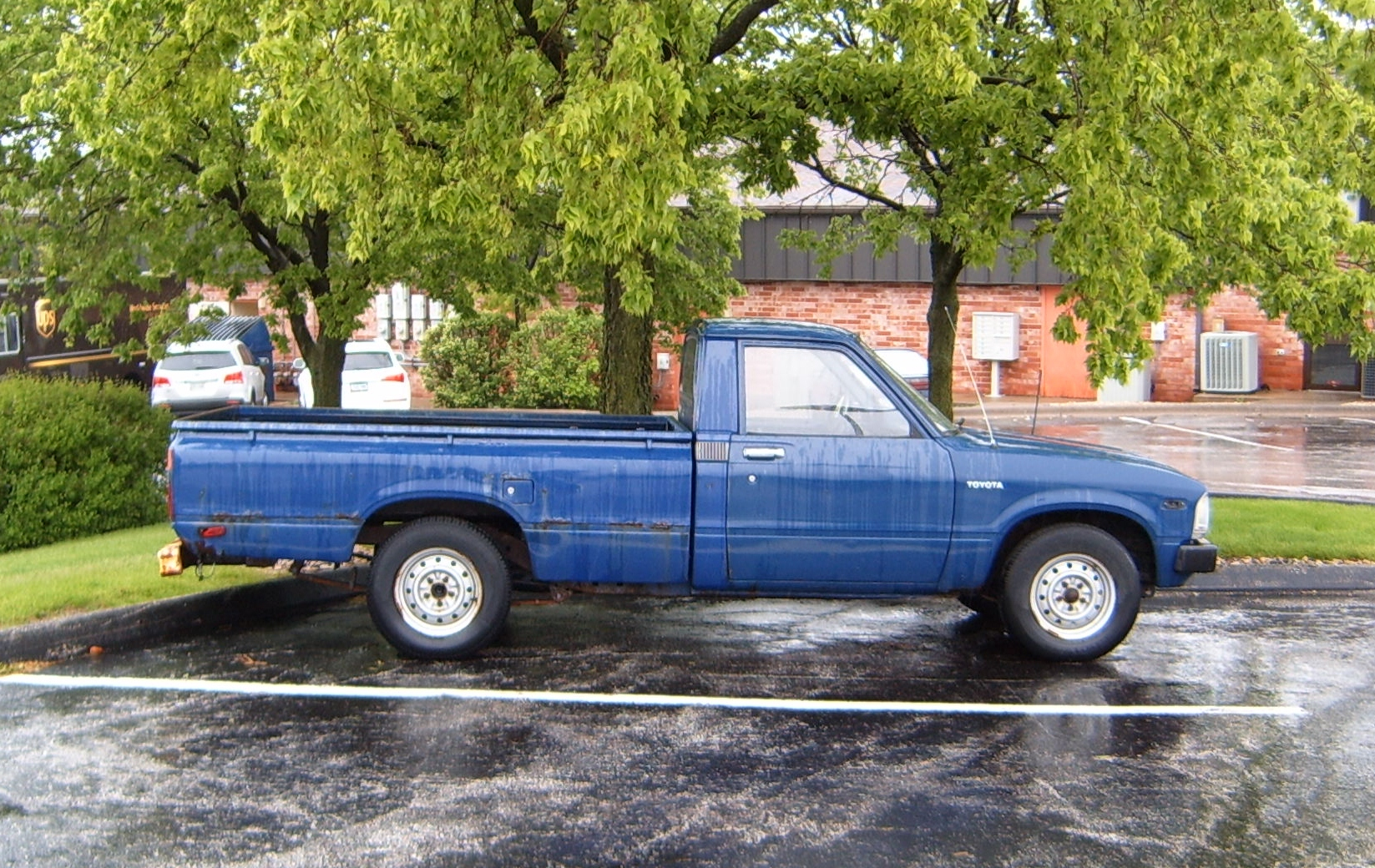In 1979 the third generation truck came onto the scene like its earlier brothers these were tough little trucks true you weren t going to be towing a