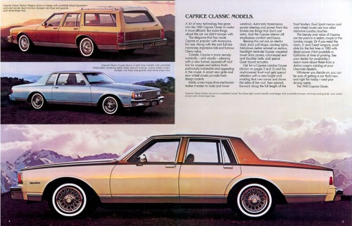 Top Design Keine Verkaufssteuer Einkaufen My Curbside Classic: 1980 Chevrolet Caprice Classic – It's ...