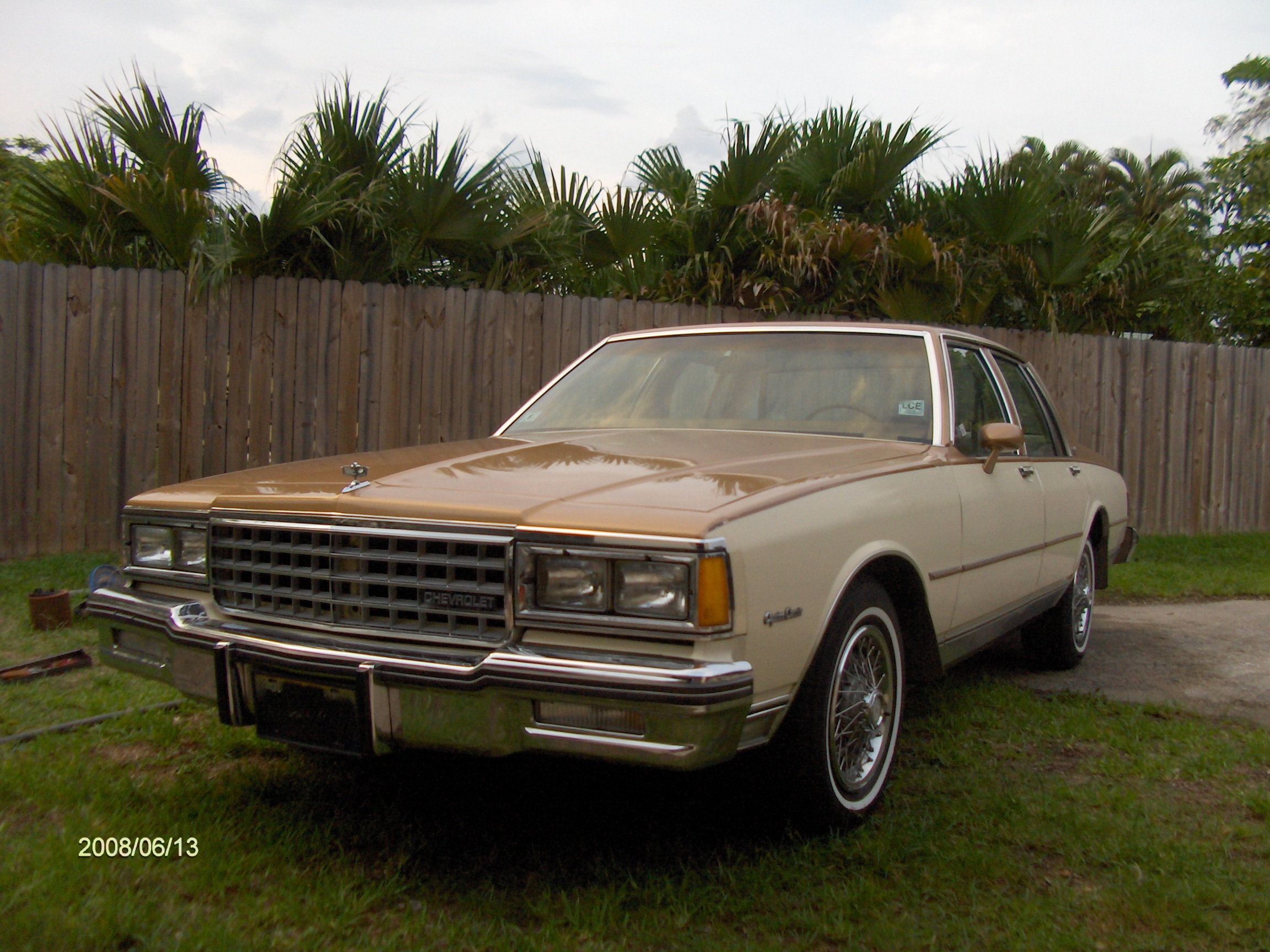 My Curbside Classic: 1980 Chevrolet Caprice Classic – It's The NEW Chevrolet