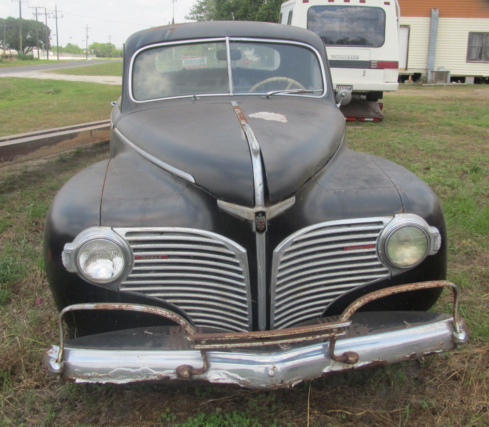 Curbside Classic 1941 Dodge Business Coupe Gives America Plymouth I Know Some Of You Will Double Check To See If It Is A Knew Right Away That Was Most Probably From 1946