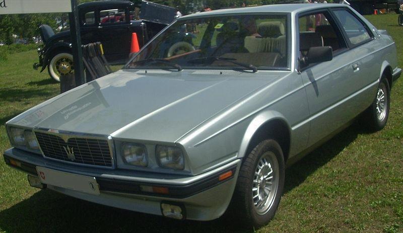 Curbside Clic: 1986 Maserati Biturbo Spyder – Do You Feel Lucky?