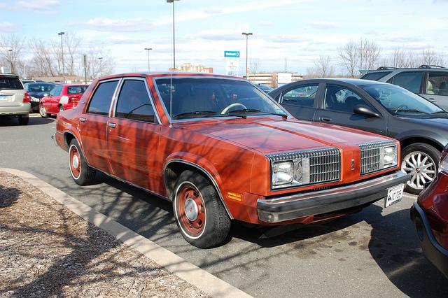 Image Gallery 1981 Oldsmobile Omega