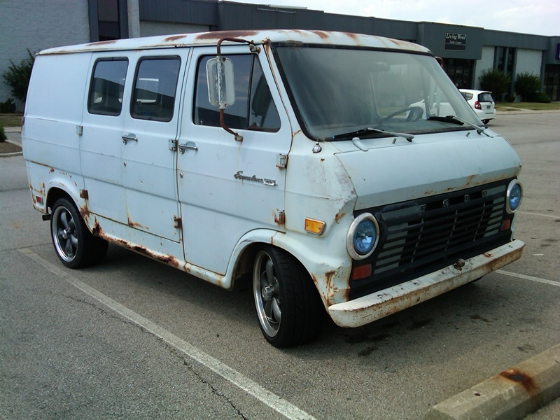 Curbside Classic: 1969 Ford Econoline – Ford Builds a Better Box