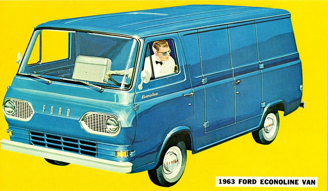 Curbside Classic: 1969 Ford Econoline – Ford Builds a Better
