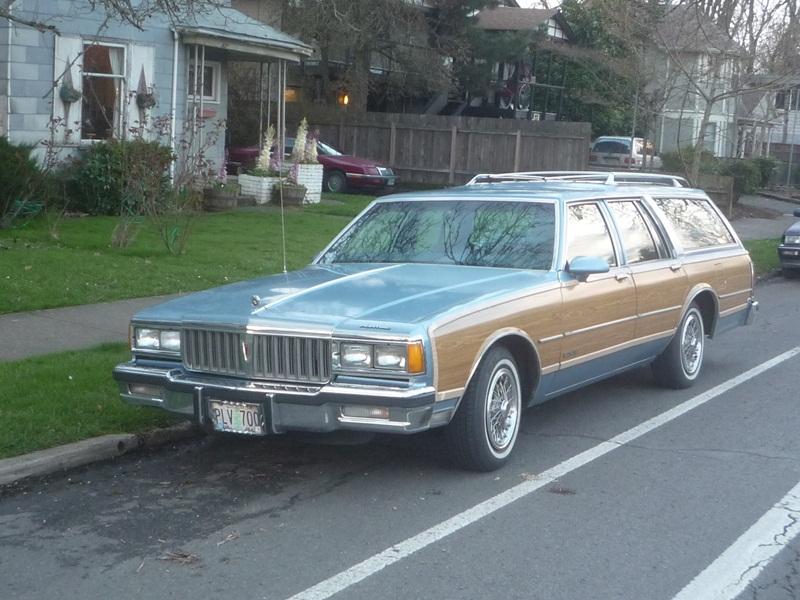 CC Capsule: 1988 Pontiac Safari Wagon – At The Dawn Of The