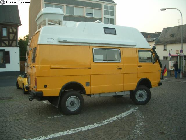 Vw Lt Yellow